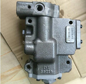 Kobelco excavator parts,SK350-8 SK330-8 hydraulic pump's regulator assy  LC10V01005F1