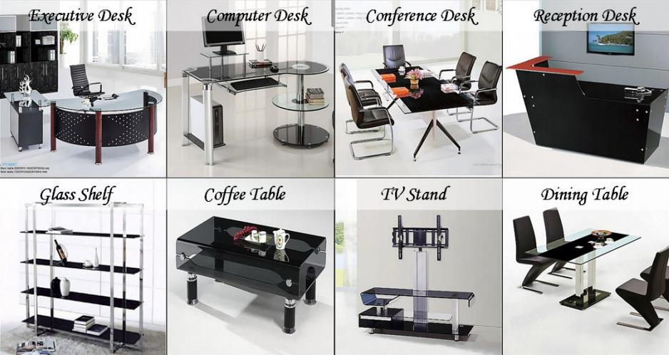 space furniture malaysia. PT-M0504 Cheap Modern Glass Office Furniture Design New Center Table Space Malaysia 1