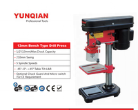 13mm Bench Type Drill Press