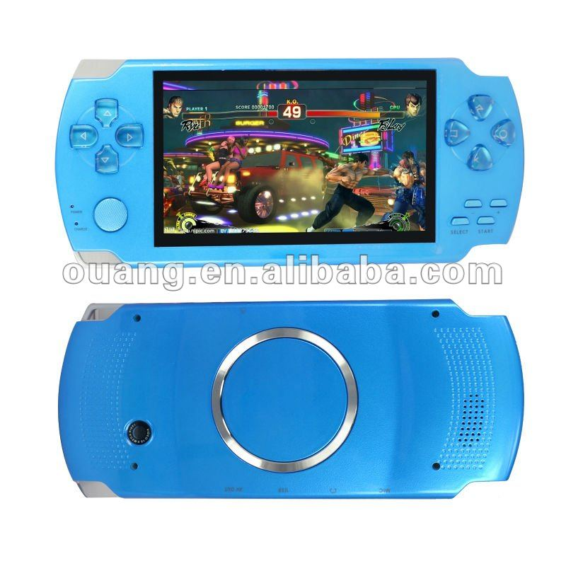 digital handheld game players.4.3inch LCD 1.3MP Camera