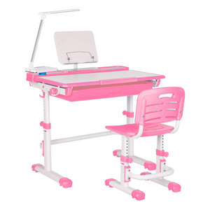 Luoyang school furniture supplier ergonomic kids study desk desk and chair