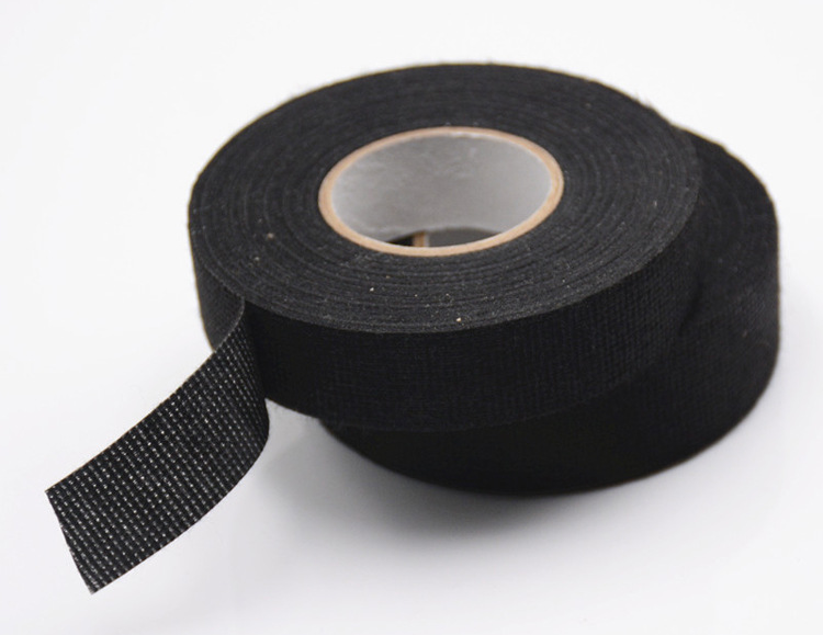 Fleece Wire Harness Fuzzy Tape : Abrasion resisting noise damping non woven polyester