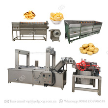 500 kg/u Fabriek Pringles Chips Volledige Automatische Making <span class=keywords><strong>Machine</strong></span>