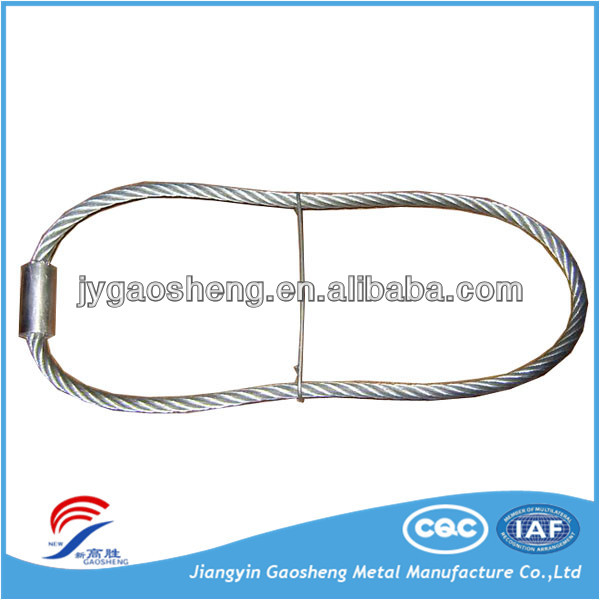 Soft Endless Steel Wire Rope Sling - Buy Soft Endless Steel Wire ...