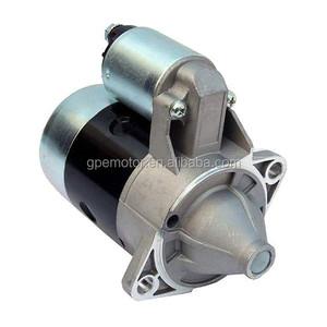 Engine Starter Motor Specifications