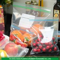 packaging quart size fresh vegetables plastic bags