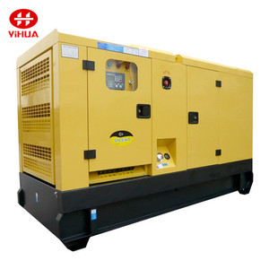 FAWDE engine 10kw -300kw Silent Type Diesel Engine Generator Set