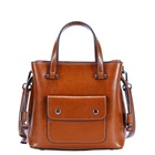 JUNYUAN 2020 New Tote Fashion Handbag Genuine Leather Bags Women Handbags For Lady