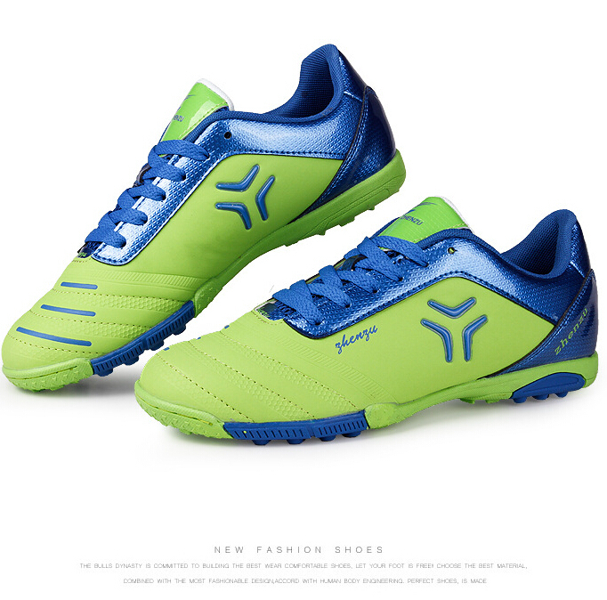 601390e6a Buy 2015 new fashion and comfortable Soccer shoes training shoes Soccer  Turf Shoes sport football cleats Chaussure Football Home in Cheap Price on  ...