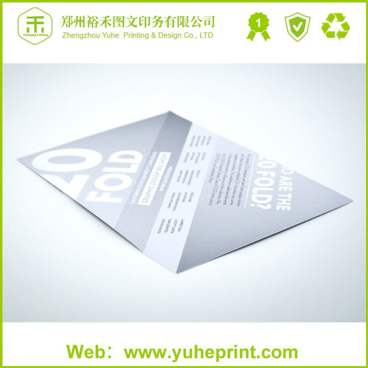 hot sale wholesale free size promotional flyers leaflets brochures printing world map poster