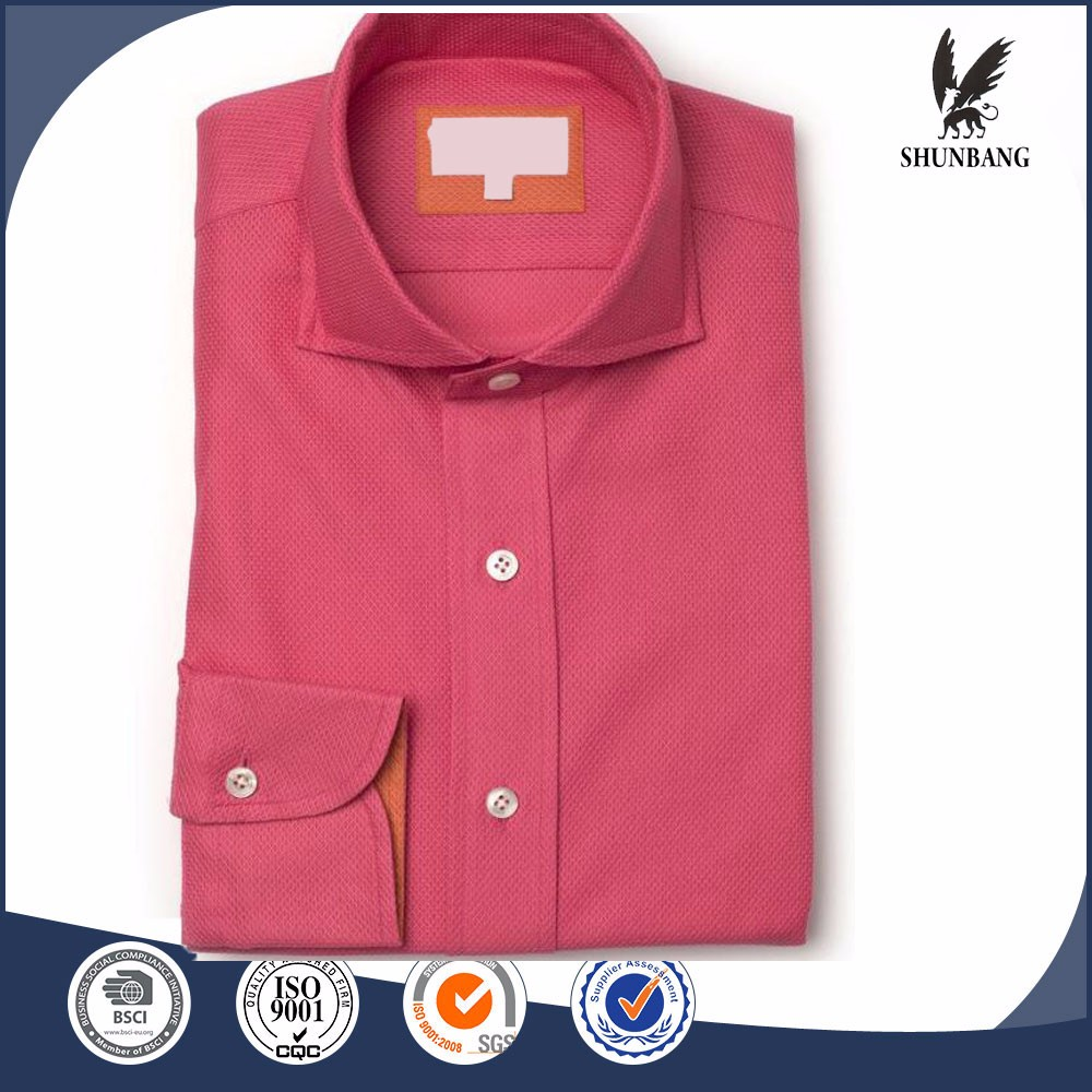 Men's Cotton Spandex Dress Shirt Swiss Cotton Dress Shirt Dress ...