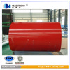 Prepainted galvanized Color coated steel coil sheet PPGI PPGL coil for corrugated metal roofing sheet from shandong Hongxinyuan