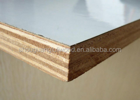 18mm bending wood chair commerical solide wood veneer faced plywood made from luli group
