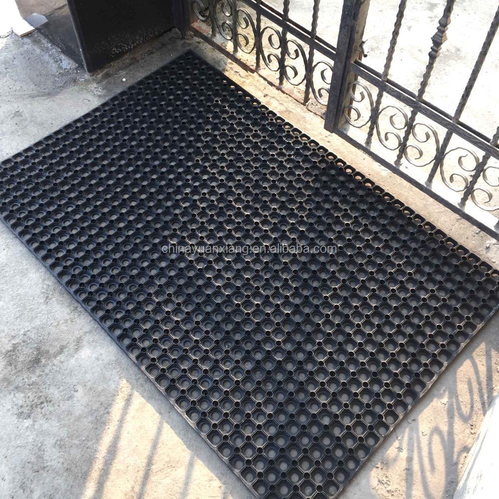 grass sbgqepkyzprb drainage mats rubber draining skid mat safety anti flooring china product