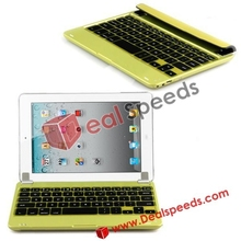 High Quality Aluminum Bluetooth Wireless Keyboard For ipad mini