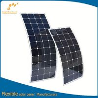 New designed flexible solar pv panel for China Manufacturers
