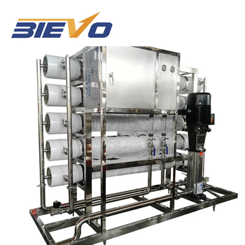 Purified Drinking Water Production plant / RO Desalination System / Small RO Water Treatment