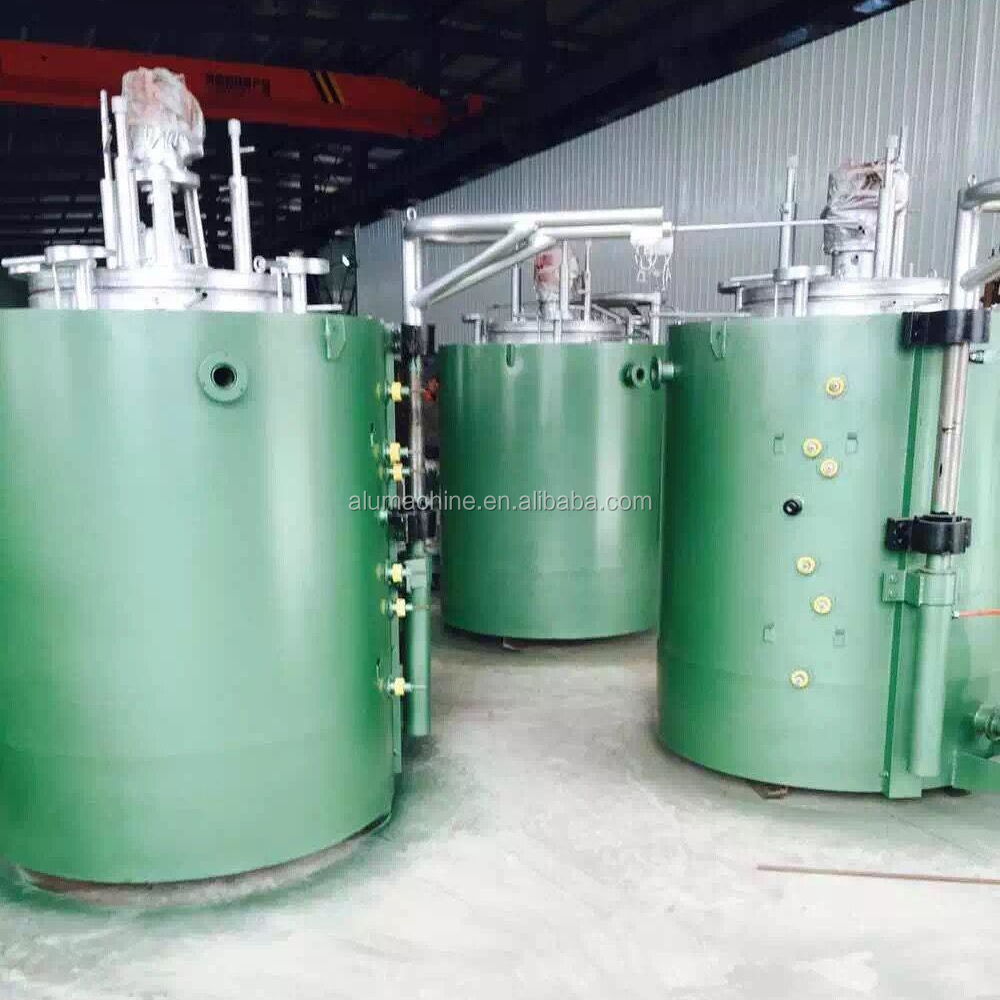 Low Price Industrial Pit Type/well type Gas Nitriding Furnace for factory
