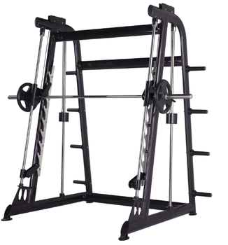 Commercial Gym Exercise Equipment smith multi-stack Low pully system machine