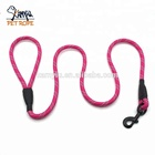 Pet products secure mountain climbing rope dog lead Premium dog leash for all size dogs