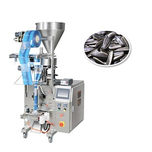 Automated sunflower seeds packing sealing machine