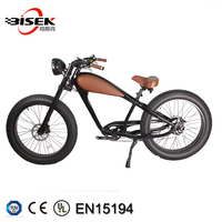 Chopper electric fat bicycle Vintage electric bicycle retro e bike
