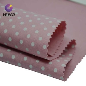 wholesale cotton material printed canvas fabric