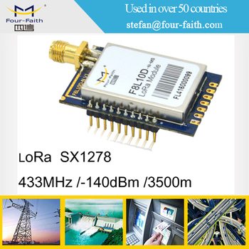 Long Range Lora 433mhz Wireless Transceiver Receiver Arduino Module - Buy  Lora W,Lora Arduino,Long Range Lora 433mhz Wireless Transceiver Receiver