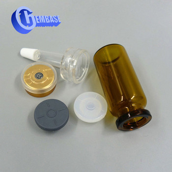 Factory Price Personal Care Plastic Screw Cap Vial