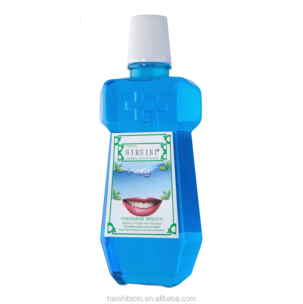 Private label teeth whitening Oral Care Mouth Wash Fresh and Clean