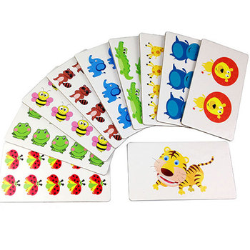 Wholesale Hot Selling Funny Baby Arithmetic Card Educational Game