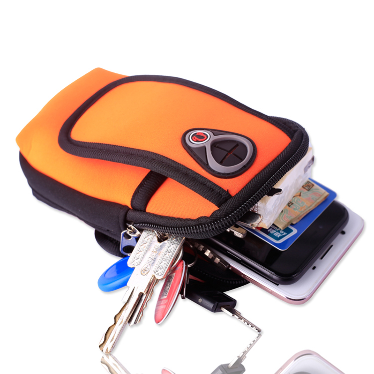 Phone carry bag cell dry ziplock waterproof