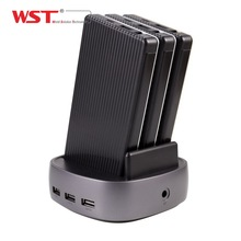 Portable Multi Travel Power type C multi smartphone charging station