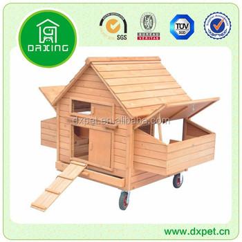 Dxh001mobile Chicken Coop Plans Hen House Buy Mobile Chicken Coop