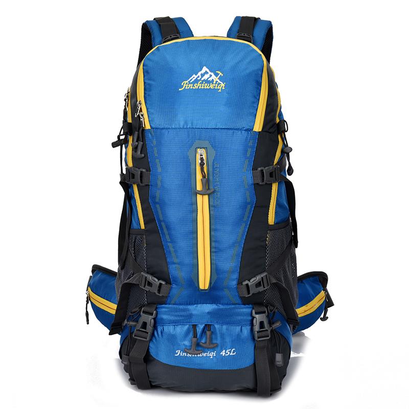Multi-use travel climbing rucksack sale for men,daypack,mountaineering rucksack outdoor backpack