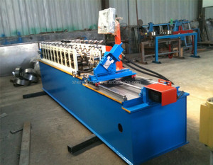 UZC Omega steel frame making machine