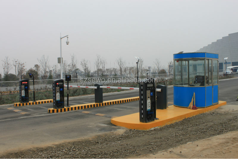 User-friendly Automated Parking System For Parking Lot. Rfid ...