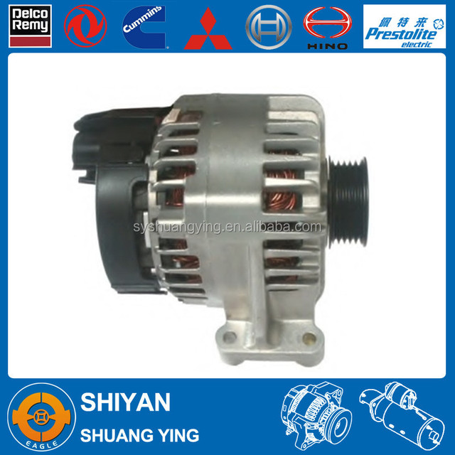 14V 75A Auto Alternator For Fiat 46542889 63321718 MAN7002 63321718 51714794