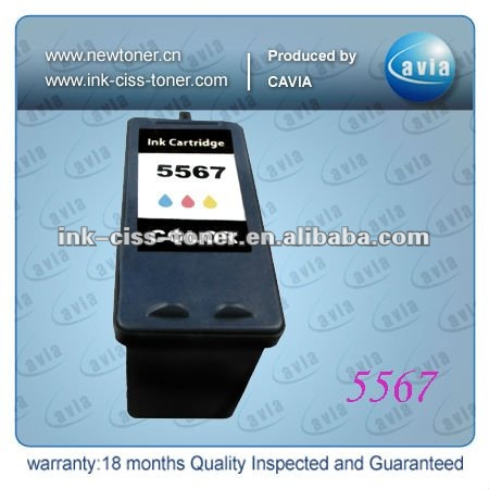 Compatible Ink cartridge J5567 for Dell 5567