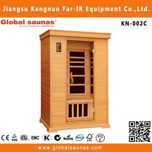 luxury portable steam sauna tent for 2 person KN-002C