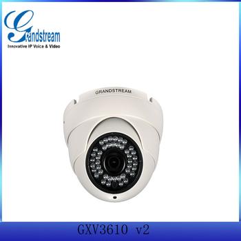Grandstream Gxv3610 V2 Series Indoor Ip Video Surveillance Camera - Buy  Surveillance Camera,Security Camera,Grandstream Product on Alibaba com