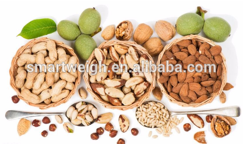 Wholesale Price Small 24 Head Mix Nuts / Dry Fruits Multihead Weigher