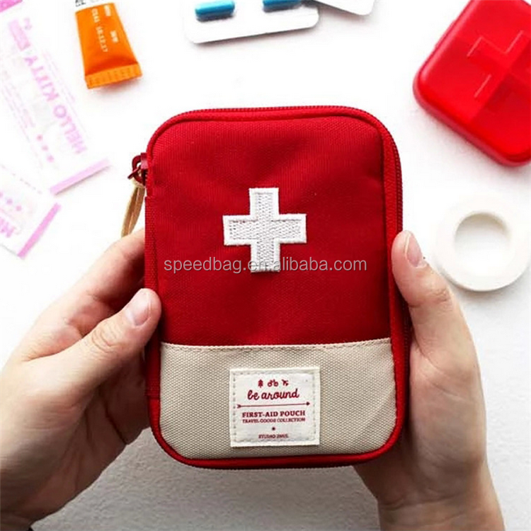wholesale outdoor travel oxford first aid kit medical bag