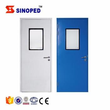 2018 стальная дверь чистой комнаты Buy чистые стальные двери комнатыстандартная дверь комнатыфармацевтические двери Product On Alibabacom