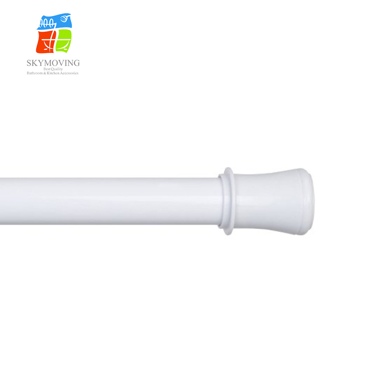 Hot Selling Popular aluminum l shaped shower curtain rods