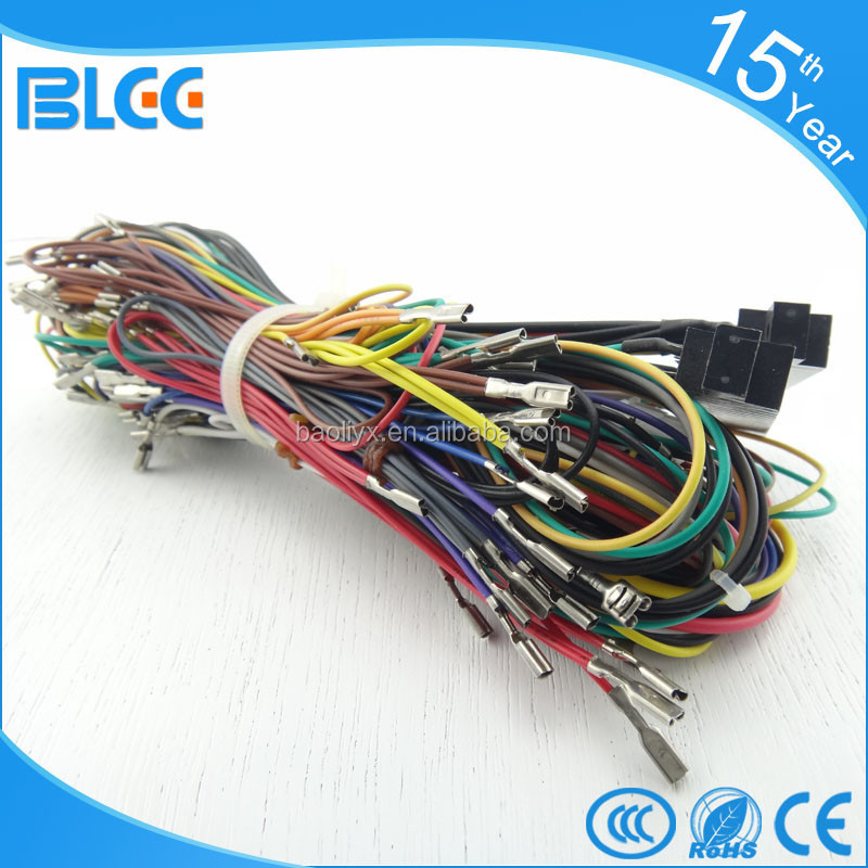 game machine accessories auto wire harness connector auto wire harness connector, auto wire harness connector suppliers OEM Wiring Harness Connectors at aneh.co