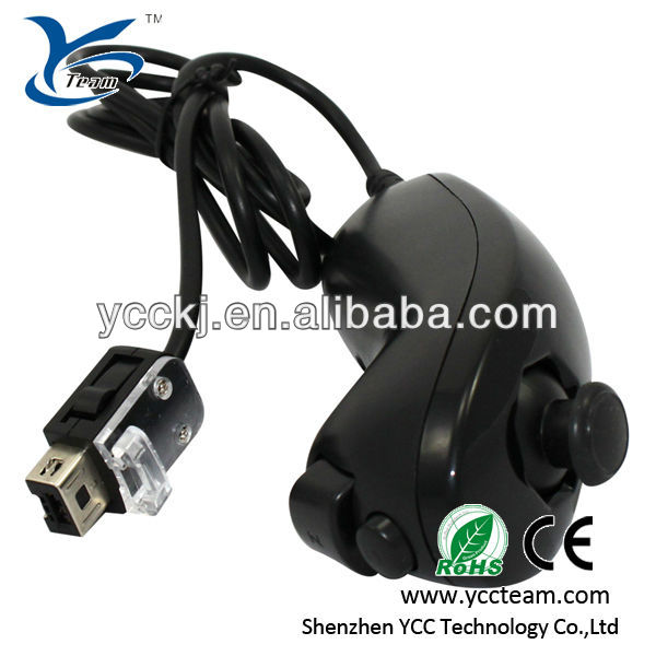 Hot Selling!!!controller for wii nunchuck for wii