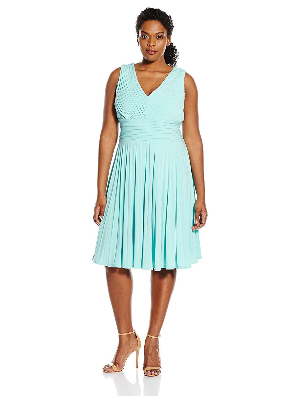 Pleated Bodice Dress Pattern