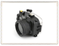 Meikon Newest Waterproof Digital Camera Housing for Sony A6000(16-50 mm), Ready and in Stock!