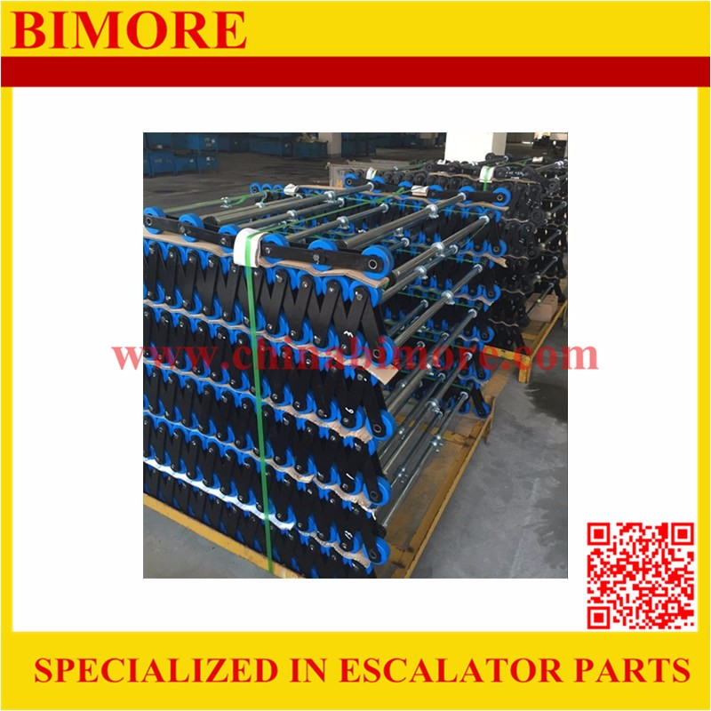 HOT SELL!! BIMORE Escalator step chain with axle